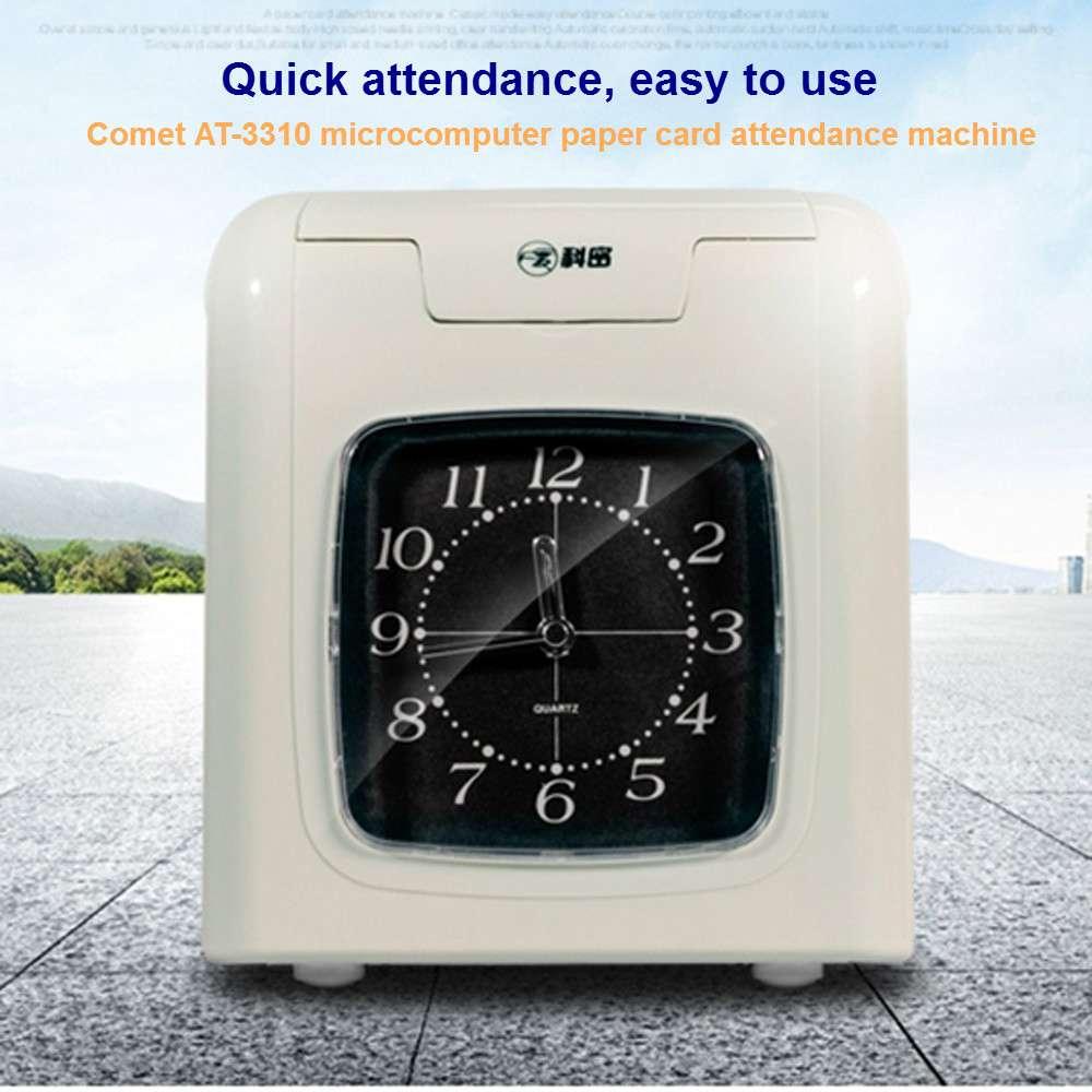 Electronic Attendance Machine