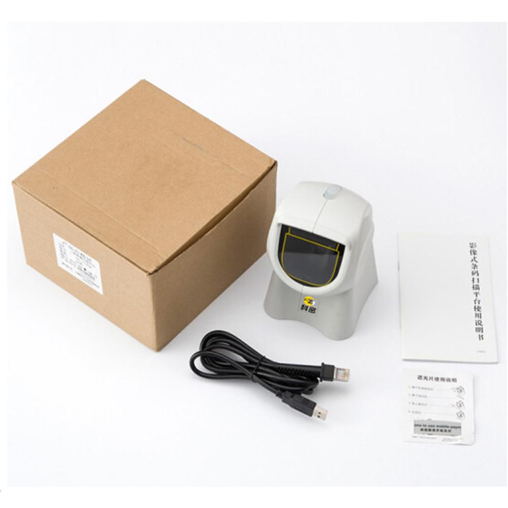 Comet EPT-318 industrial omnidirectional barcode scanner 1d 2d platform barcode scanner auto scanning laser scanner