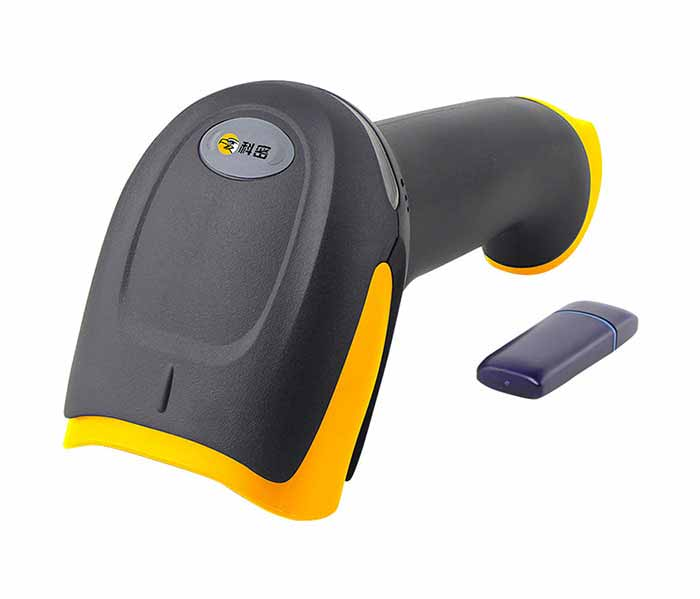 Comet WX-70 wireless laser barcode scanner bluetooth 2D scanner