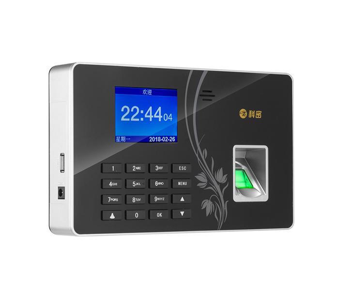 E5 Comet Fingerprint Attendance machine biometric time Recording door access control system
