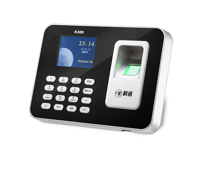 China manufacturer TCP/IP K300 Comet Fingerprint Attendance machine time Recording machine/fingerprint attendance machine price
