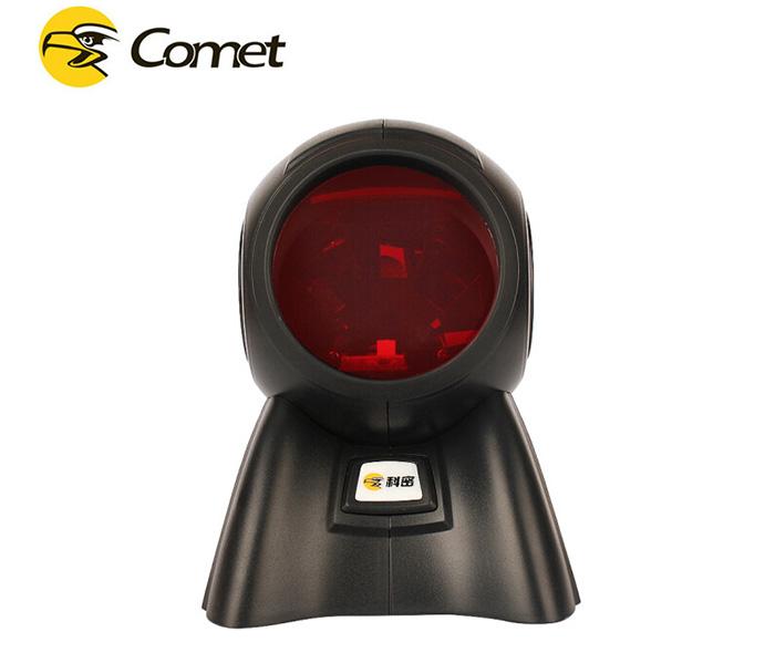 Comet PT-280 1d laser barcode scan omni-directional barcode scanner platform for supermarket