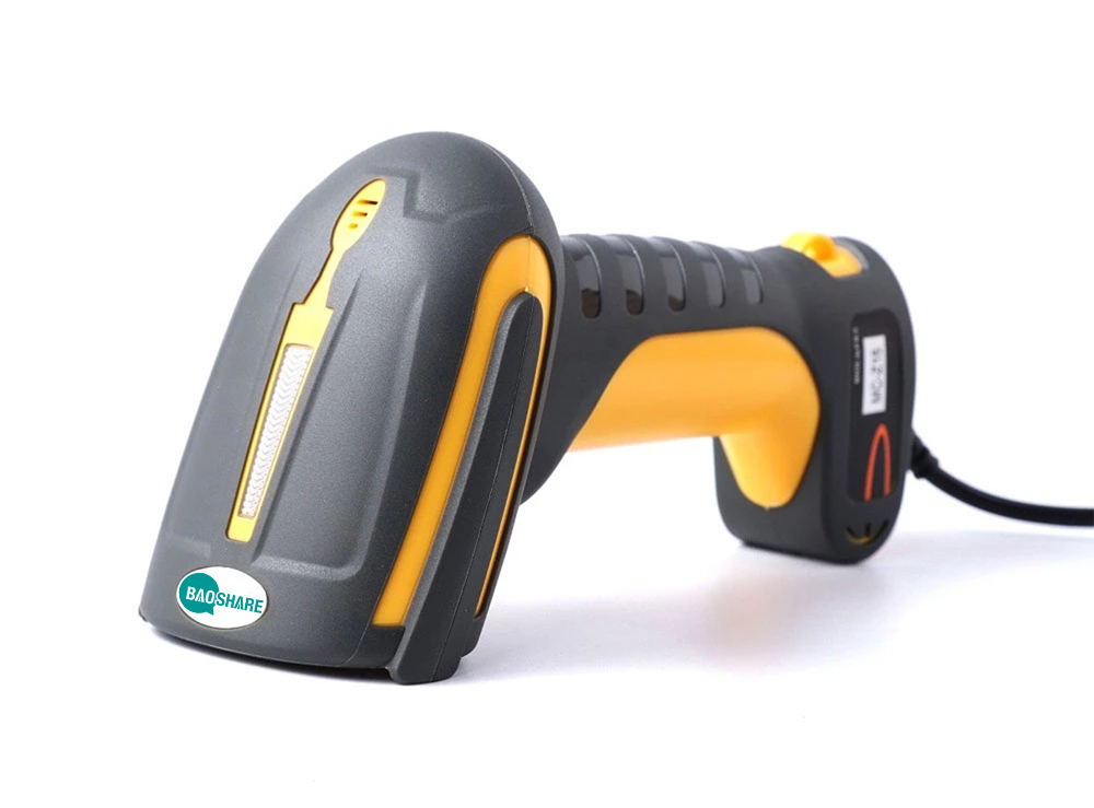 OEM Wired 1D 2D QR Code Reader Waterproof Corded Barcode Scanner