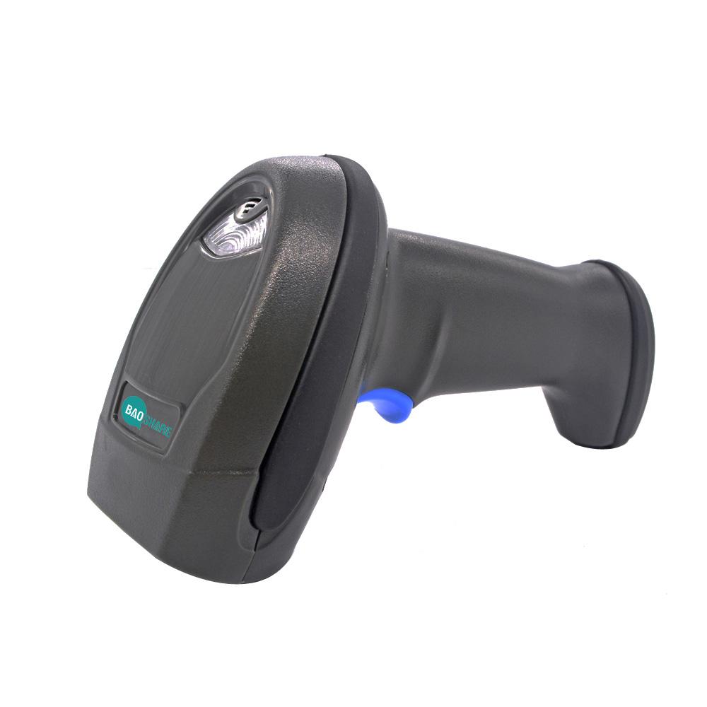 BaoShare EW-9700 cheap 1d laser barcode reader ,handheld 1d wireless RF433 barcode scanner