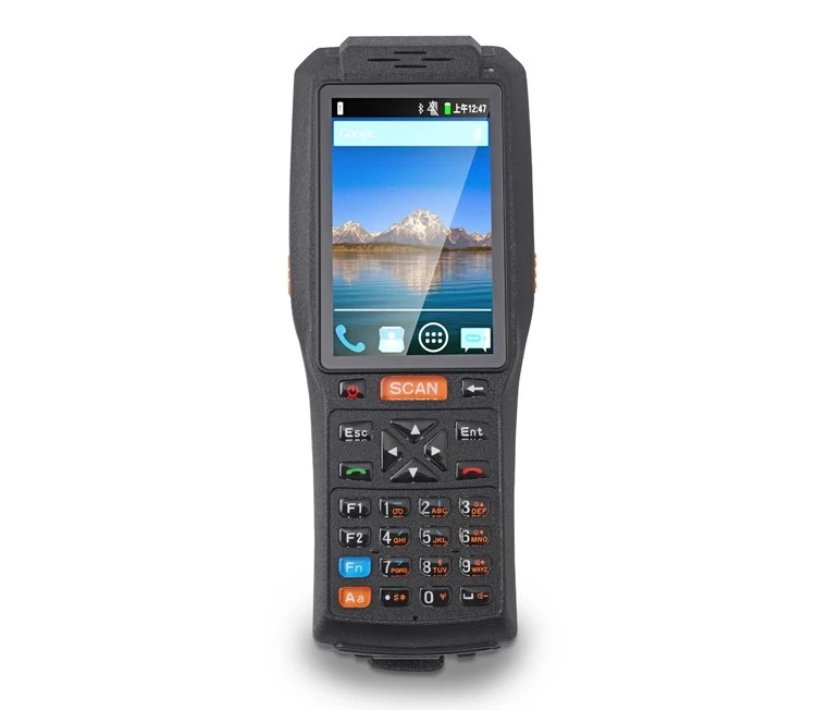 BaoShare PD06 Rugged Industrial PDA Terminal Reader Scanner Android 1D 2D Qr Bar Code Scanner PDAS With WiFi