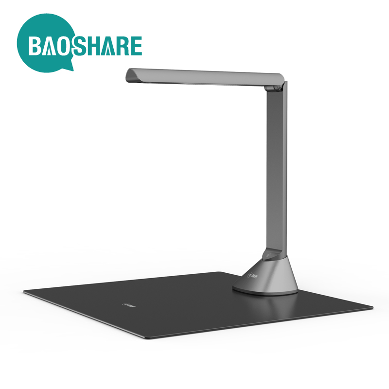 BaoShare GP1500AF 15MP A3 OCR PDF Portable Office Document Scanner Automatic Book Scanner