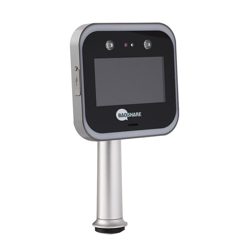Dynamic AI Face Recognition Time Attendance Biometric Door Security Access Control System Device