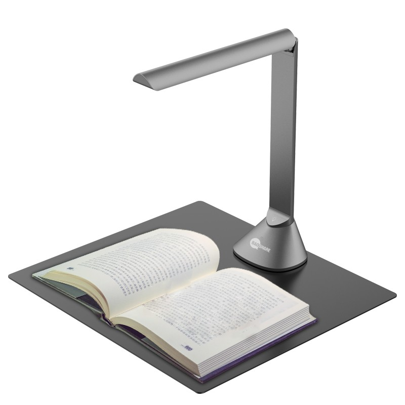 New Design A3 Max Size 15 Mega Pixels High Speed OCR PDF Portable Office Document Camera Scanner Automatic Book Scanner