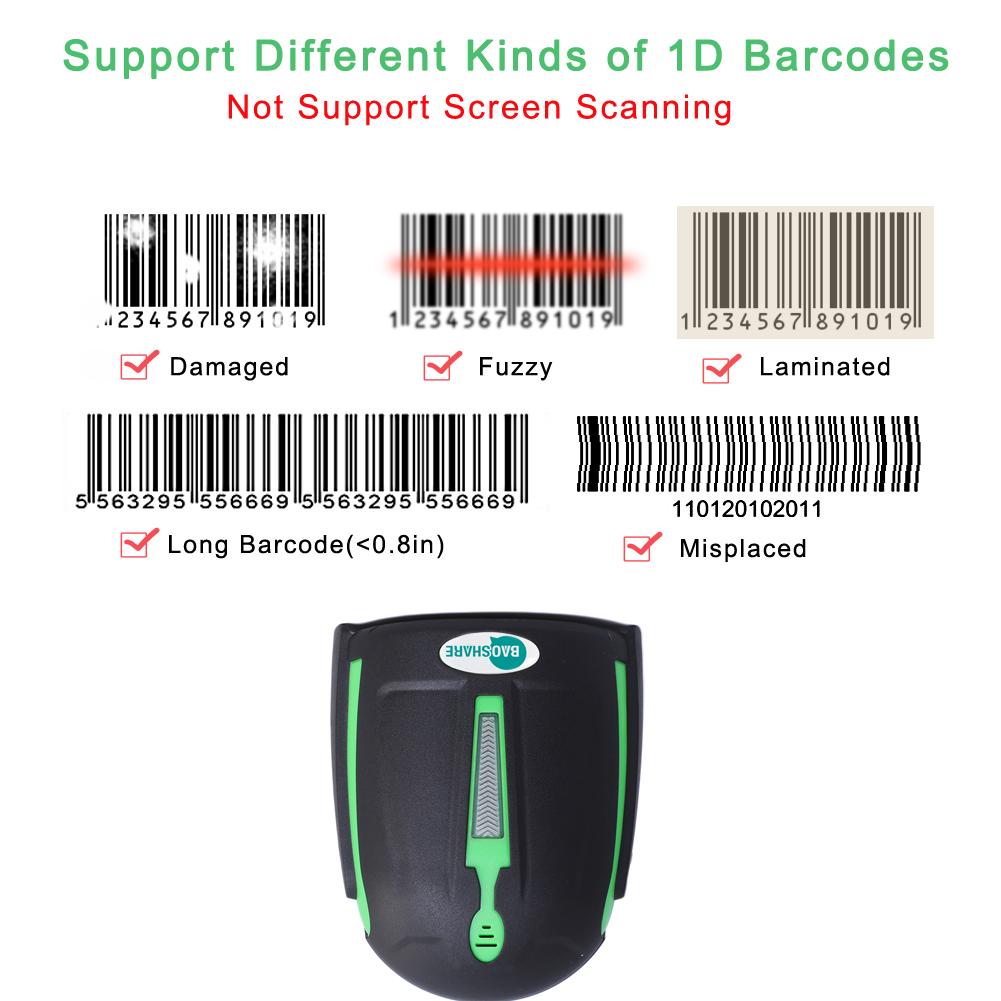Industrial Grade IP65 Waterproof Dustproof Oilproof Handheld Wired 1D Laser Barcode Scanner USB Barcode Reader For Warehouse Inventory